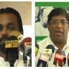 Helicopter Bills: 'Passengers Should Pay' Says Ravi K – 'Srisena & SLFP Should Pay' Says Wimal W