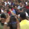 Video: Mahinda Rajapaksa Attempts To Attack UPFA Supporter