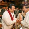 Mahinda Meets Ranil And Maithripala