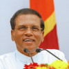 I Am Not Scared Of Chest Beaters: Maithripala Sirisena