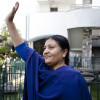 Nepalese Parliament Elects First Female President