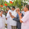 Close To Rs 10 M Spent To Welcome President