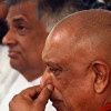 Ranil Plans To Keep Mahendran By 'Restructuring' Central Bank