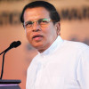 Video: Sirisena's London Presentation: Reiterates Rooting Out Corruption As His 'Prime Duty'