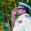 Navy Commander Gets Mervyn-type Relief