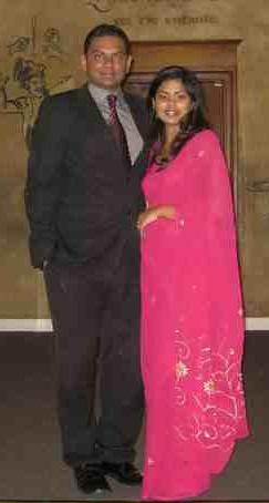 Chandrika Kumaratunga Daughter Wedding