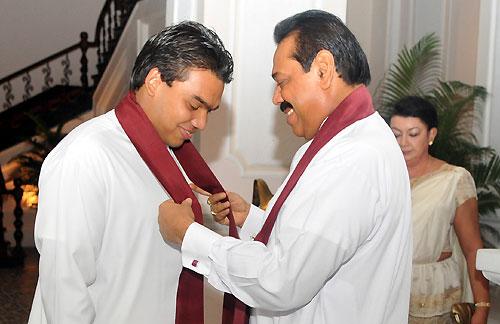 Namal Rajapaksa's law exam cheating case goes to Geneva ...