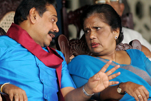 Mahinda-and-Chandrika