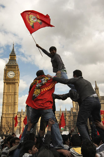 Tamil Diaspora