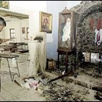 Attacks on Christian churches/ File Photo/ AFP