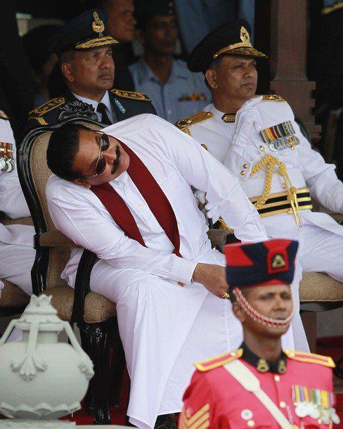 Mahinda rajapaksa Colombo Telegraph US
