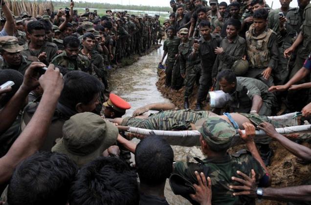 death of Velupillai Prabhakaran