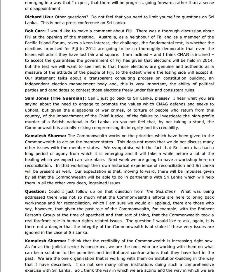 meet the press transcript april 21 2013