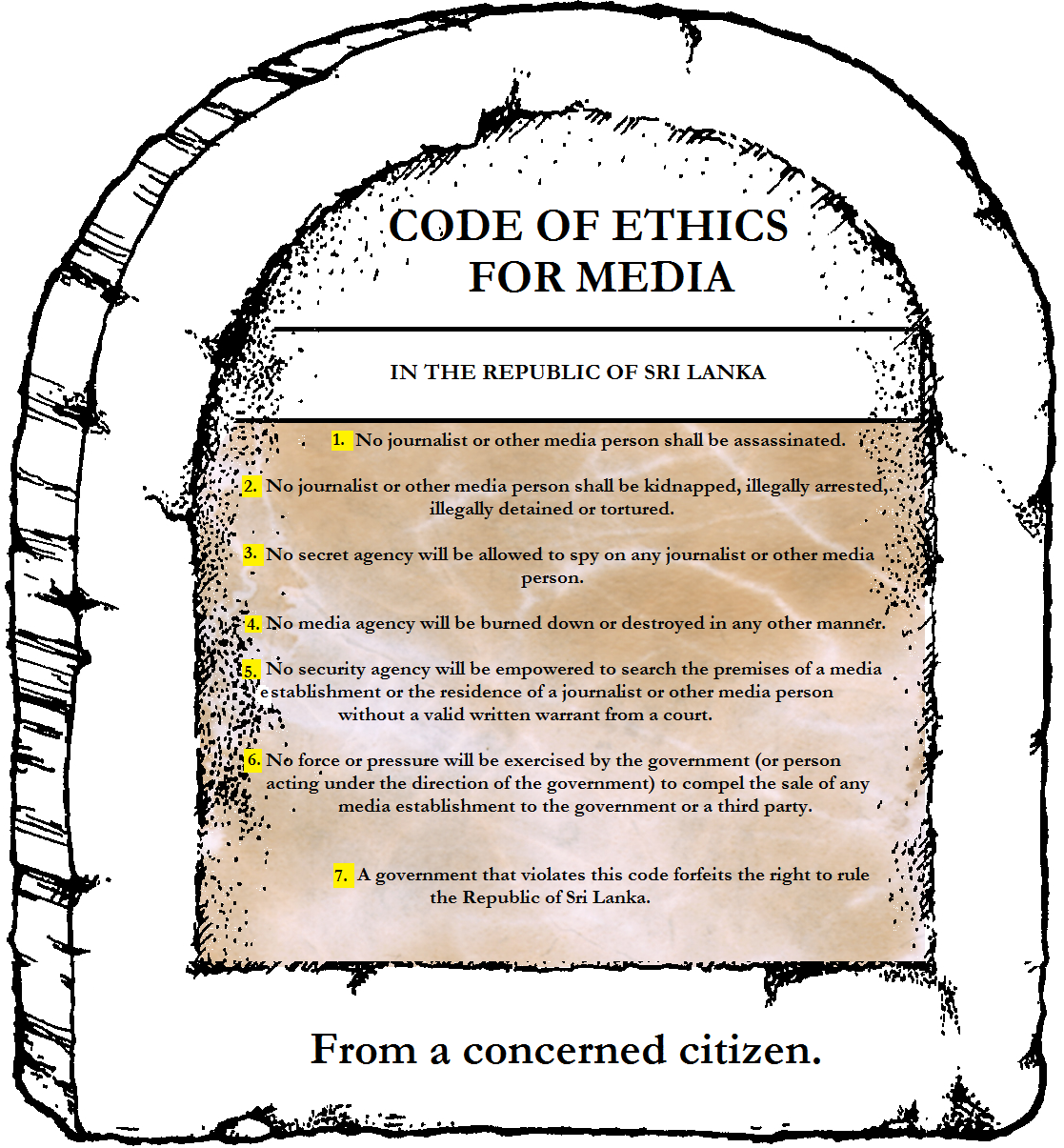 ethics in the media A new strategy for independent and pluralistic media in croatia  the three core  issues when talking about journalistic ethics are truth,.