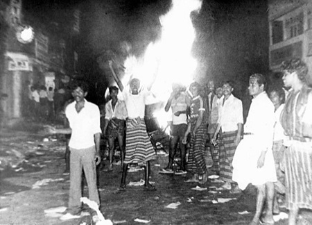 Black July 83 -  Boralla | Photo - Chandraguptha Amarasingha