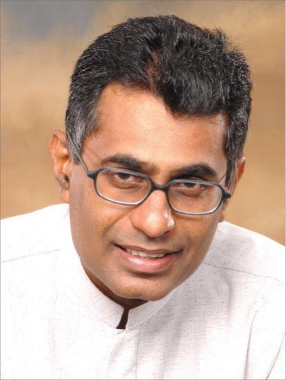 Champika Ranawaka - Minister Megapolis and Western Development
