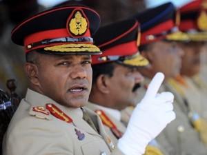 Commander Daya Ratnayake