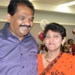 Renuka Bandaranayake and Kapila Karunaratna