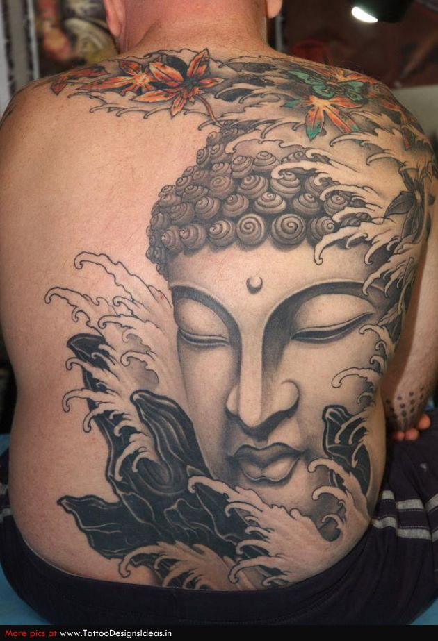 Buddha-back-tattoo-design