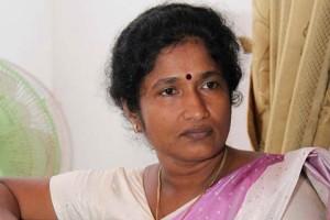 Tamil National Alliance Member Ananthi Sasitharan