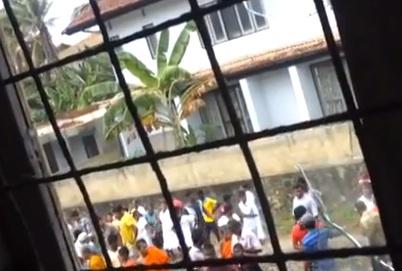 Hikkaduwa Church attack New