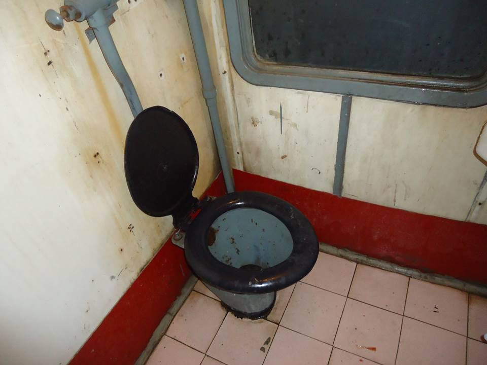 Wonder Of Asia Pictures Of A First Class Railway Carriage