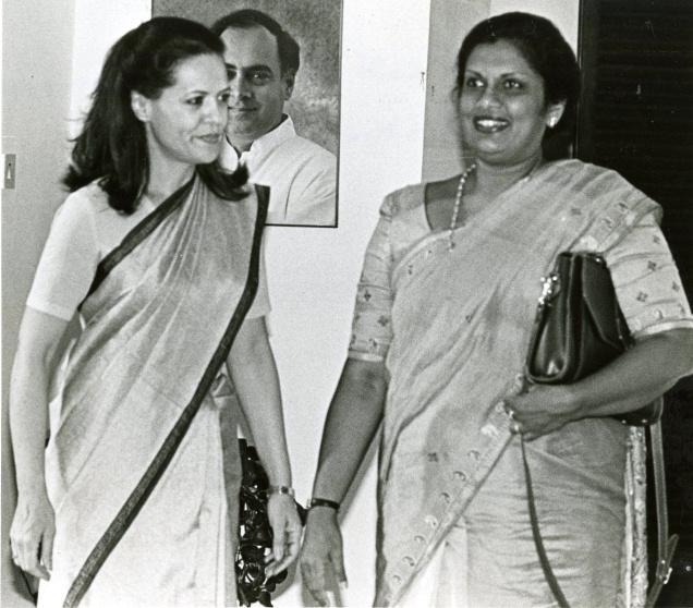 Chandrika Sonia