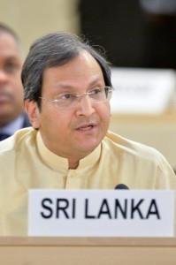 Ambassador Aryasinha