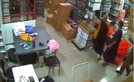 Vigilantes 'inspect' Muslim business premises in Colombo