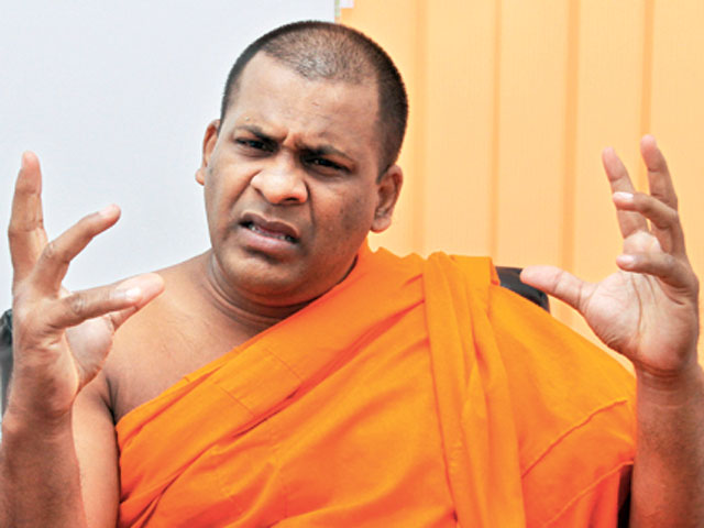"""This Will Be The End Of All Muslims"" Gnanasara Says Prior To Riots"