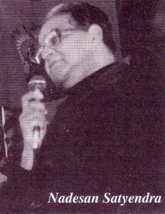 Nadesan Sathyendra