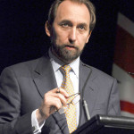 Zeid Ra'ad Al Hussein - The HR Chief