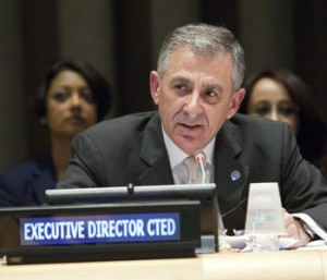 CTED Executive Director Jean Paul Laborde