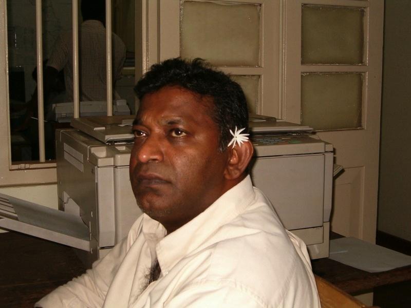 Dr Paikiasothy Saravanamuttu