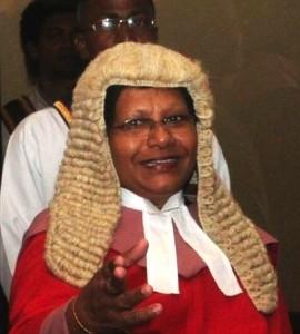 Justice Eva Wansundera