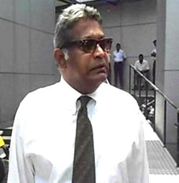 CPA Executive Director, Dr  Saravanamuttu