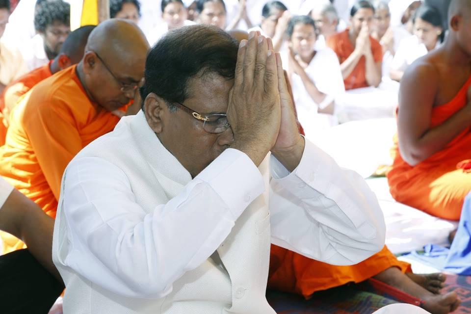 Maithripala Buddhist