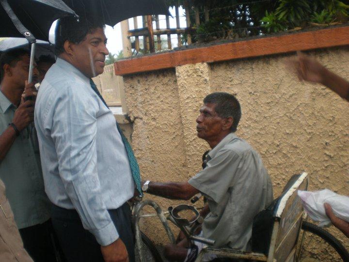Ravi Karunanayke