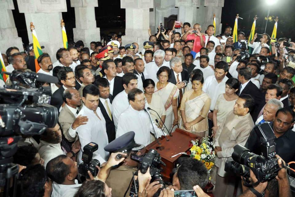 Maithri Chandrika Ranil
