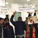 Maithripala London Ranil Chandrila Fonseka