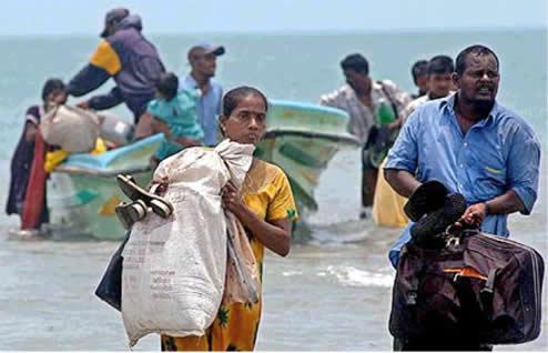 Tamil Refugees In Tamilnadu