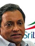 New Chairman Ajit Dias