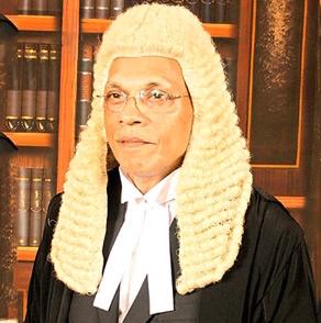 Geoffrey Alagaratnam President Bar Association of Sri Lanka