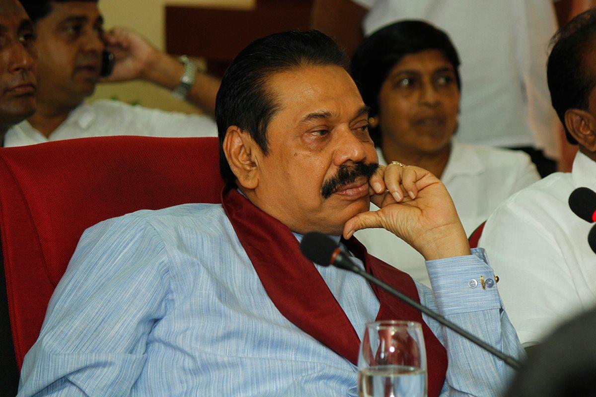 Mahinda April 12 2015