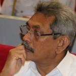 Former secretary to the MOD - Gotabaya