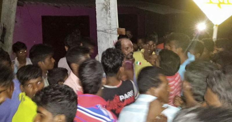 Jaffna rape