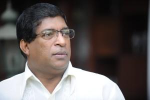 Finance Minister Ravi Karunanayake