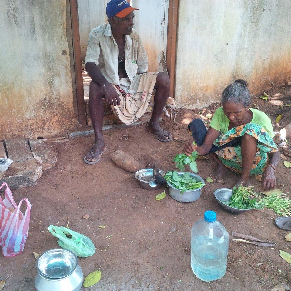 Velikamam North Tamil families