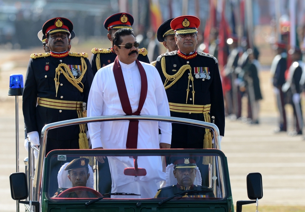 rajapaksa Victory day