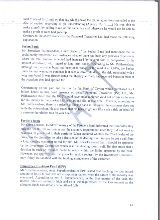 CPOE Report  bond scam  Scan - Page - 13